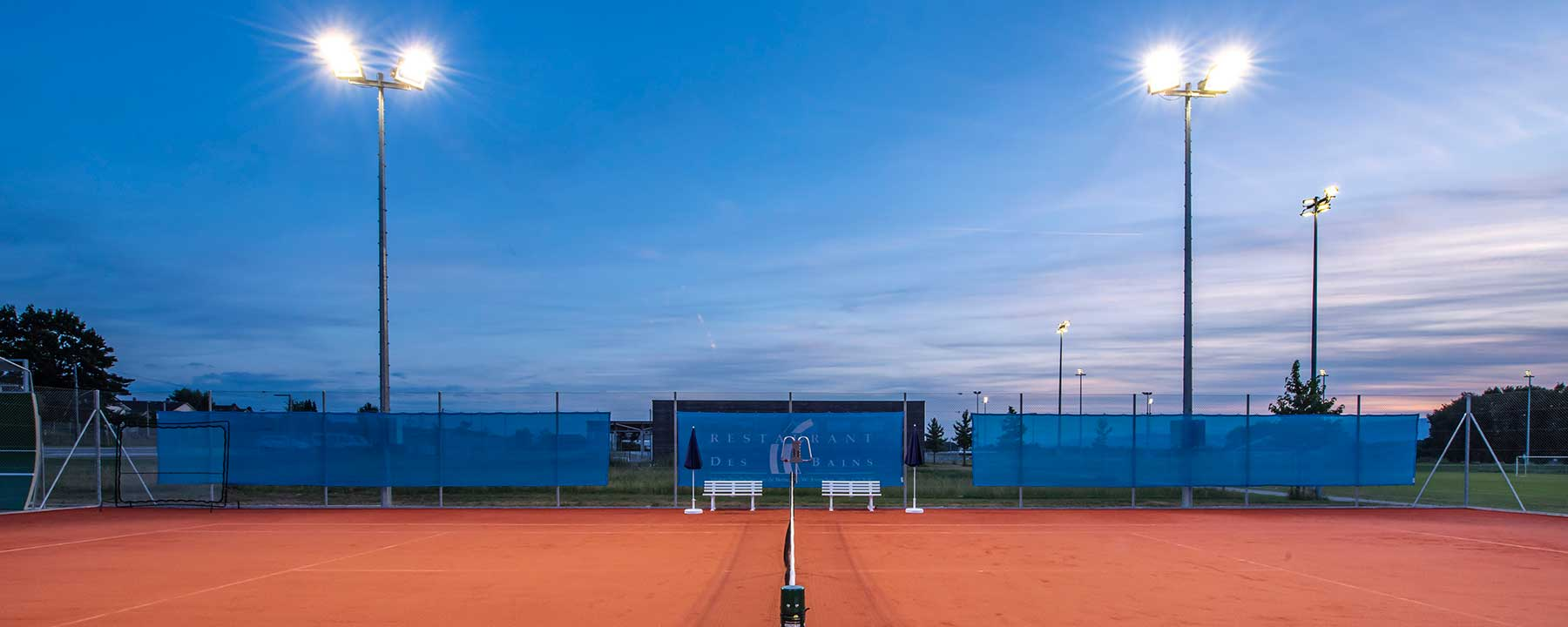 Get the local community practising sport with high-quality lighting in your sports facilities